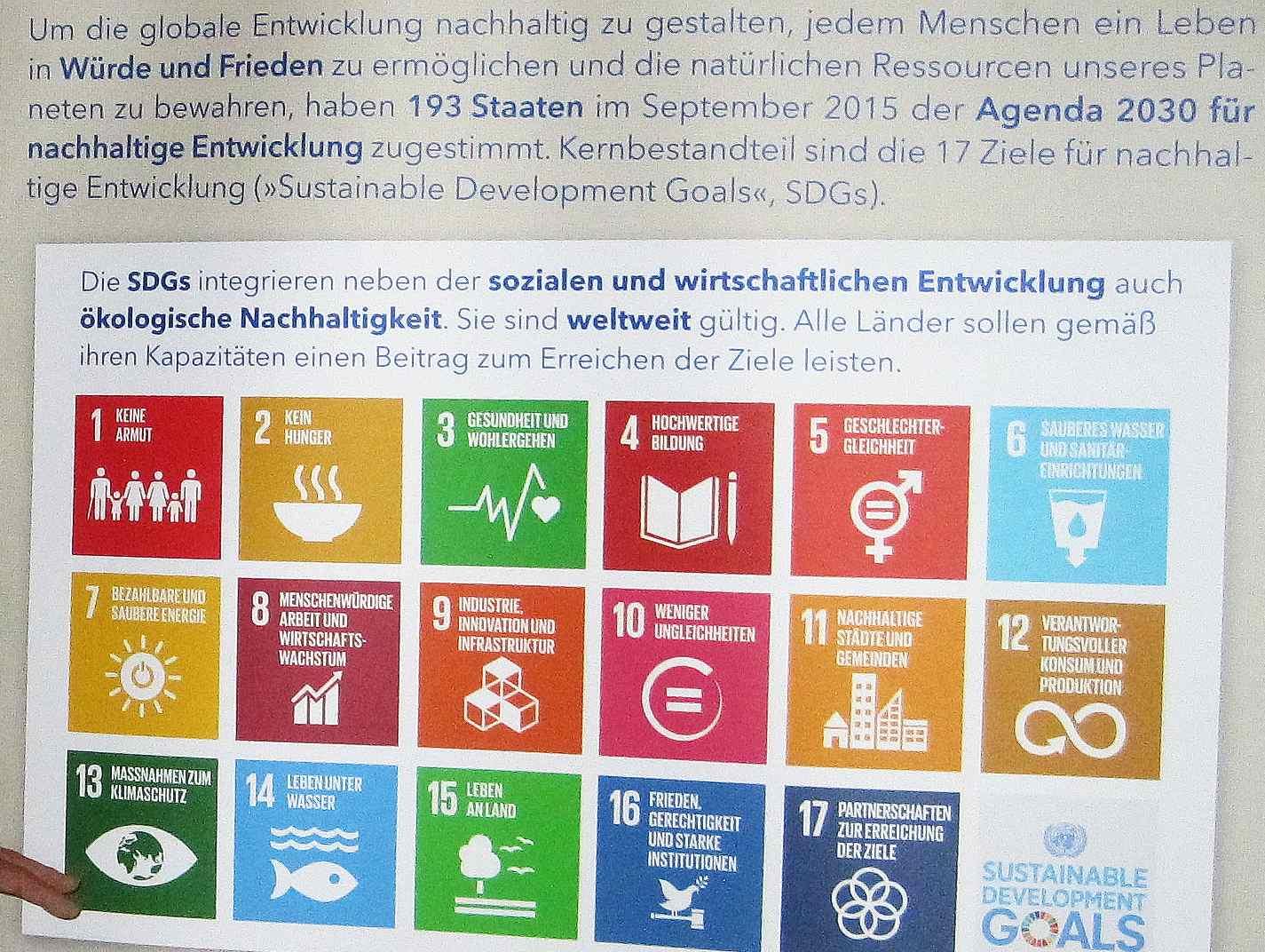 2015 UN Sustainable Development Goals